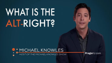 prageru video titled what is the alt right? screenshot