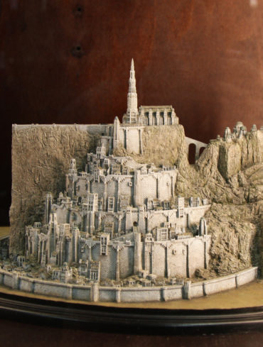 Minas Tirith In Search of Middle Earth